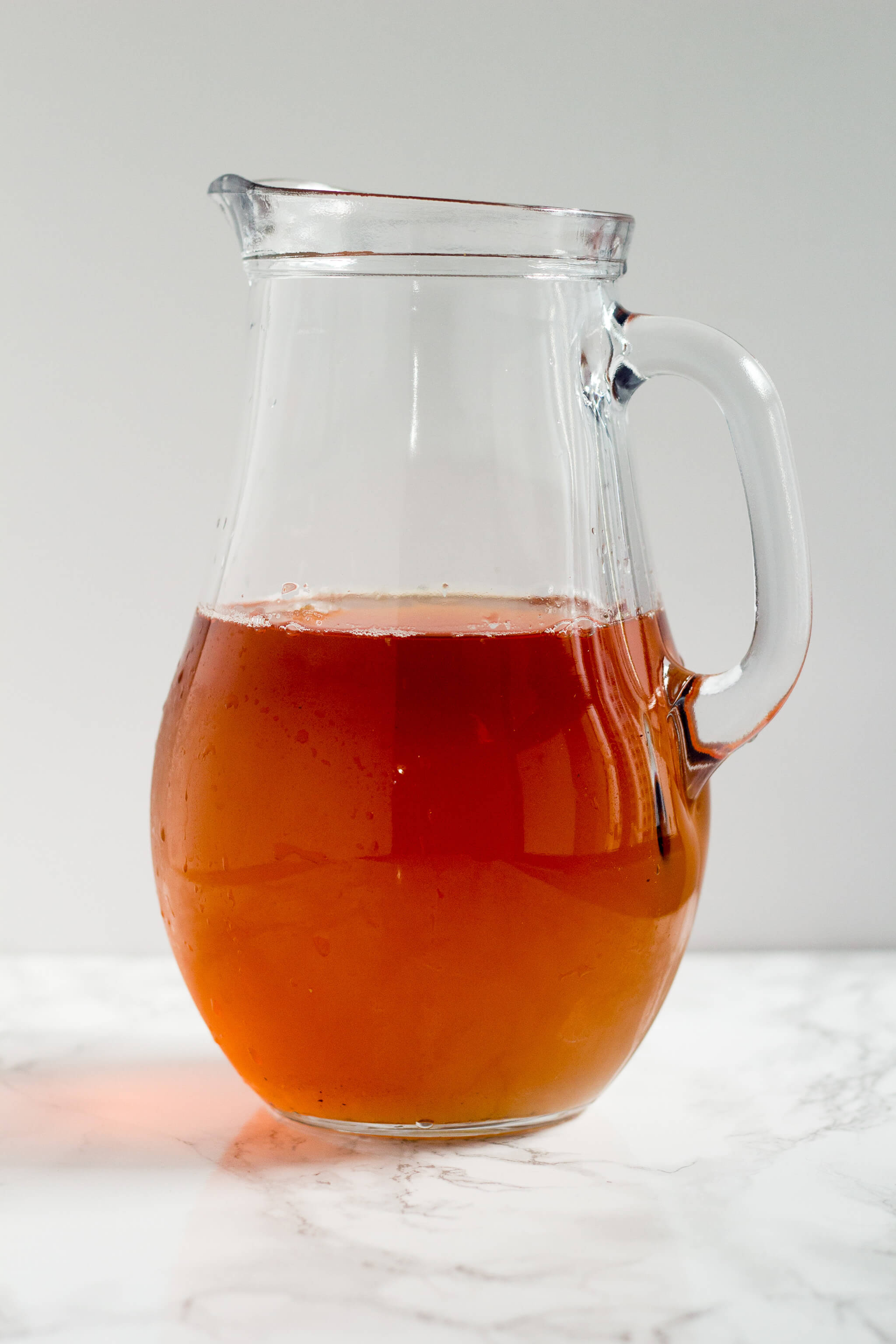 Lemon Wild Berry Cold Brew Iced Tea | nashifood.com